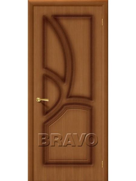 Межкомнатная дверь Греция, Ф-11 (Орех)
