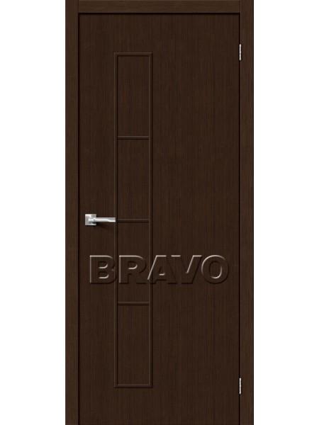 Межкомнатная дверь Тренд-3, 3D Wenge