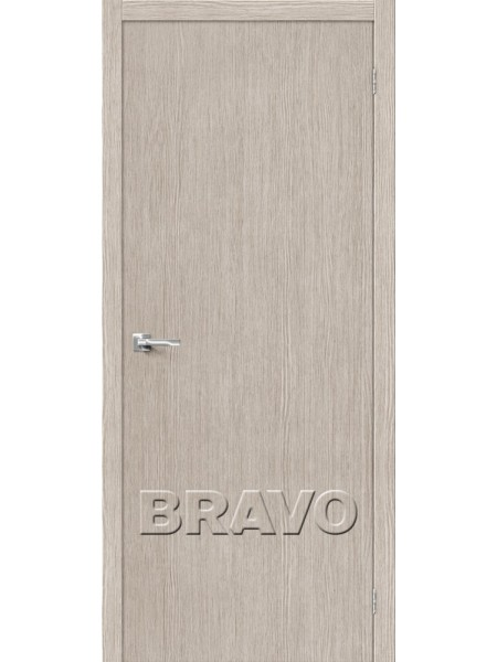 Межкомнатная дверь Тренд-0, 3D Cappuccino