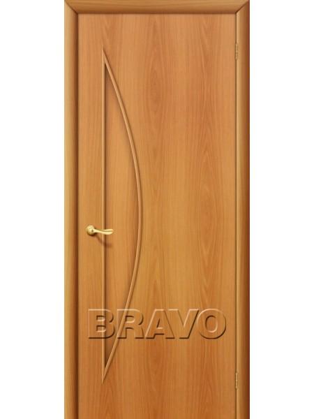 Межкомнатная дверь 5Г, Л-12 (МиланОрех)