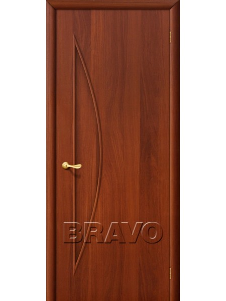 Межкомнатная дверь 5Г, Л-11 (ИталОрех)