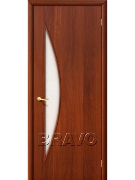 Межкомнатная дверь 5С, Л-11 (ИталОрех)