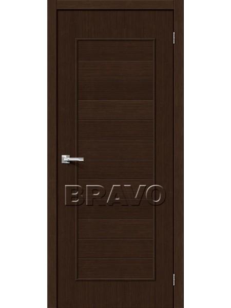 Межкомнатная дверь Тренд-21, 3D Wenge