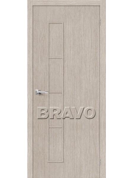 Межкомнатная дверь Тренд-3, 3D Cappuccino