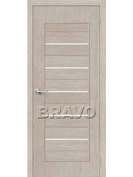 Межкомнатная дверь Тренд-22, 3D Cappuccino