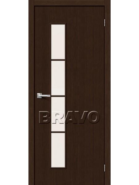 Межкомнатная дверь Тренд-4, 3D Wenge