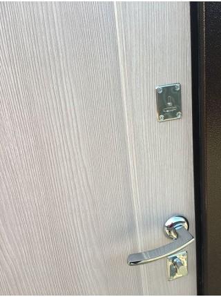Входная металлическая дверь Ратибор Форт Люкс (Капучино)