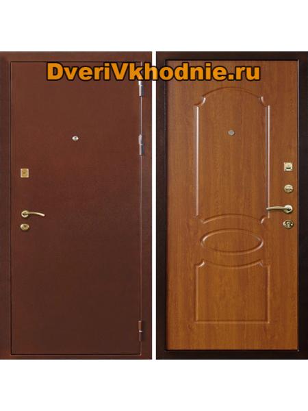 Металлическая входная дверь Райтвер 7 Грецкий орех