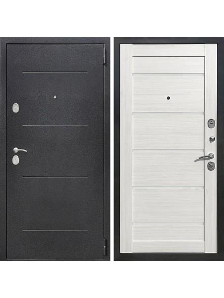 Металлическая входная дверь Престиж Люкс Лиственница