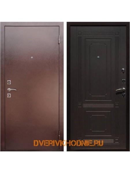 Металлическая входная дверь Рекс 1 Венге