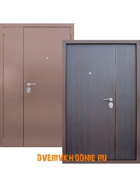 Металлическая входная дверь Снедо 1200 Венге